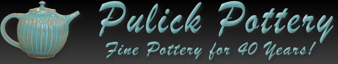 Pulick Pottery, Fine Pottery for 40 years!