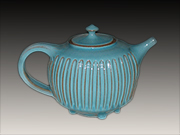 Pulick Pottery Teapot